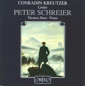Lieder:Sehnsucht/Frühlingsglaube/In Der Ferne/+, Schreier, Hans