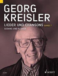 Lieder und Chansons, Gesang und Klavier - Georg Kreisler  