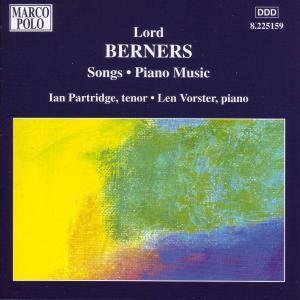 Lieder Und Klaviermusik, Ian Partridge, Len Vorster