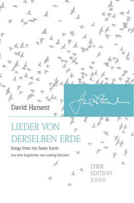 Lieder von derselben Erde - David Harsent |