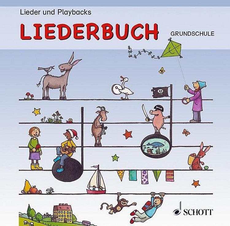 Liederbuch Grundschule Lehrer Cd 1 Schulanfang Und