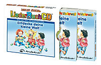LiederBuchCD - Entdecke deine kleine Welt, CD - Produktdetailbild 1