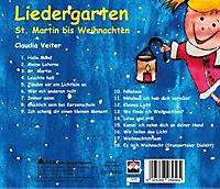Liedergarten,St.Martin Bis Weihnachten - Produktdetailbild 1