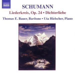 Liederkreis Op. 24 / Dichterliebe, Thomas Bauer, Uta Hielscher