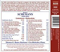 Liederkreis Op. 24 / Dichterliebe - Produktdetailbild 1