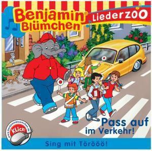 Liederzoo: Pass Auf Im Verkehr, Benjamin Blümchen