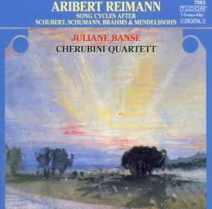 Liederzyklen, Juliane Banse, Cherubini Quarte