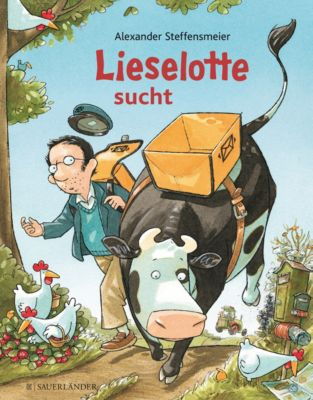 Lieselotte sucht, Alexander Steffensmeier