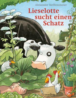 Lieselotte sucht einen Schatz, Alexander Steffensmeier