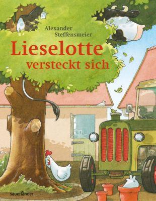 Lieselotte versteckt sich, Alexander Steffensmeier
