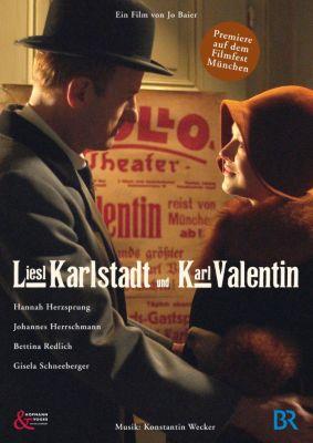 Liesl Karlstadt und Karl Valentin, Liesl Karlstadt Und Karl Valentin