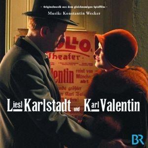 Liesl Karlstadt und Karl Valentin, Konstantin Wecker