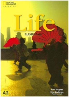 Life - First Edition - A2: Elementary - Student's Book + DVD, Paul Dummett, John Hughes, Helen Stephenson