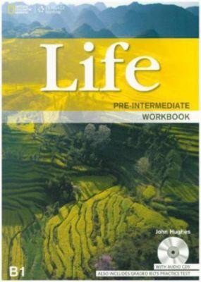 Life - First Edition - B1: Pre-Intermediate - Workbook + Audio-CD + Key, Paul Dummett, Helen Stephenson