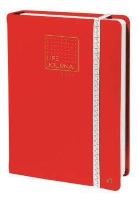 Life Journal 21 Dot Korallenrot