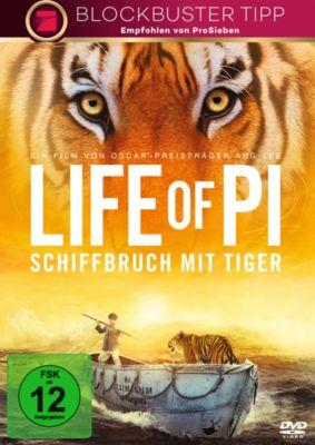 Life of Pi - Schiffbruch mit Tiger, Yann Martel