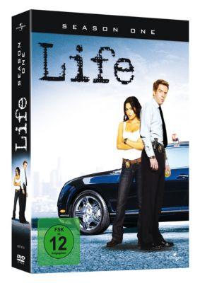 Life - Season 1, Sarah Shahi,Adam Arkin Damian Lewis