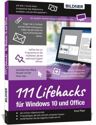 Lifehacks für Windows 10 und Office, Ernst Pojer