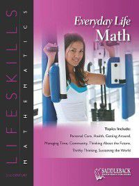 Lifeskills Mathematics: Everyday Life Math, Saddleback Educational Publishing