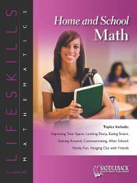 Lifeskills Mathematics: Home and School Math, Saddleback Educational Publishing
