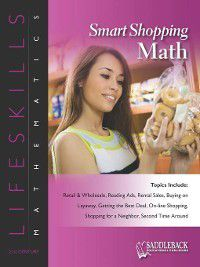 Lifeskills Mathematics: Smart Shopping Math, Saddleback Educational Publishing
