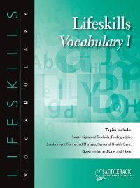 Lifeskills Vocabulary: Lifeskills Vocabulary: School Courses 1, Saddleback Educational Publishing