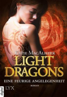 Light Dragons Trilogie Band 2: Eine feurige Angelegenheit, Katie MacAlister