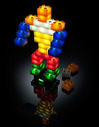Light Stax, Bausteine, 36 Teile - Produktdetailbild 1
