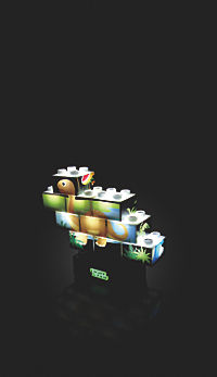 LIGHT STAX-Puzzle STAX Dino-Edition - Produktdetailbild 1