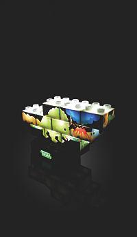 LIGHT STAX-Puzzle STAX Dino-Edition - Produktdetailbild 3