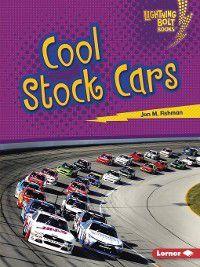 Lightning Bolt Books ™ — Awesome Rides: Cool Stock Cars, Jon M. Fishman