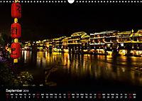 Lights and colours in China (Wall Calendar 2019 DIN A3 Landscape) - Produktdetailbild 9