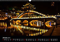 Lights and colours in China (Wall Calendar 2019 DIN A3 Landscape) - Produktdetailbild 1