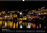 Lights and colours in China (Wall Calendar 2019 DIN A3 Landscape) - Produktdetailbild 11