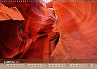 Lights and Colours of the Antelope Canyon (Wall Calendar 2019 DIN A3 Landscape) - Produktdetailbild 9