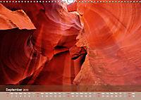 Lights and Colours of the Antelope Canyon (Wall Calendar 2019 DIN A3 Landscape) - Produktdetailbild 9
