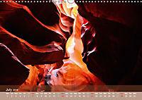 Lights and Colours of the Antelope Canyon (Wall Calendar 2019 DIN A3 Landscape) - Produktdetailbild 7