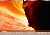 Lights and Colours of the Antelope Canyon (Wall Calendar 2019 DIN A3 Landscape) - Produktdetailbild 6