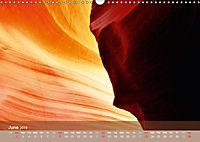 Lights and Colours of the Antelope Canyon (Wall Calendar 2019 DIN A3 Landscape) - Produktdetailbild 6