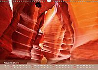 Lights and Colours of the Antelope Canyon (Wall Calendar 2019 DIN A3 Landscape) - Produktdetailbild 11
