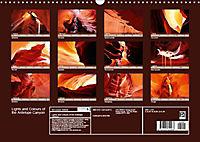 Lights and Colours of the Antelope Canyon (Wall Calendar 2019 DIN A3 Landscape) - Produktdetailbild 13