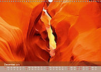 Lights and Colours of the Antelope Canyon (Wall Calendar 2019 DIN A3 Landscape) - Produktdetailbild 12
