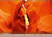 Lights and Colours of the Antelope Canyon (Wall Calendar 2019 DIN A3 Landscape) - Produktdetailbild 12