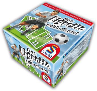 Ligretto (Kartenspiel), Fußballspiel
