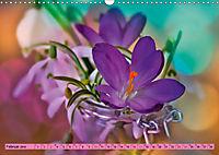 Lila - die mystische Farbe (Wandkalender 2019 DIN A3 quer) - Produktdetailbild 2