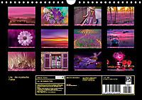 Lila - die mystische Farbe (Wandkalender 2019 DIN A4 quer) - Produktdetailbild 13