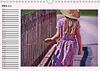Lila - die mystische Farbe (Wandkalender 2019 DIN A4 quer) - Produktdetailbild 3
