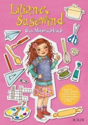 Liliane Susewind - Das Mitmachbuch, Tanya Stewner