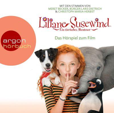 Liliane Susewind - Das Originalhörspiel zum Kinofilm, 1 MP3-CD, Tanya Stewner