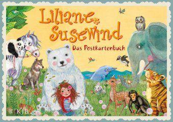 Liliane Susewind - Das Postkartenbuch, Tanya Stewner